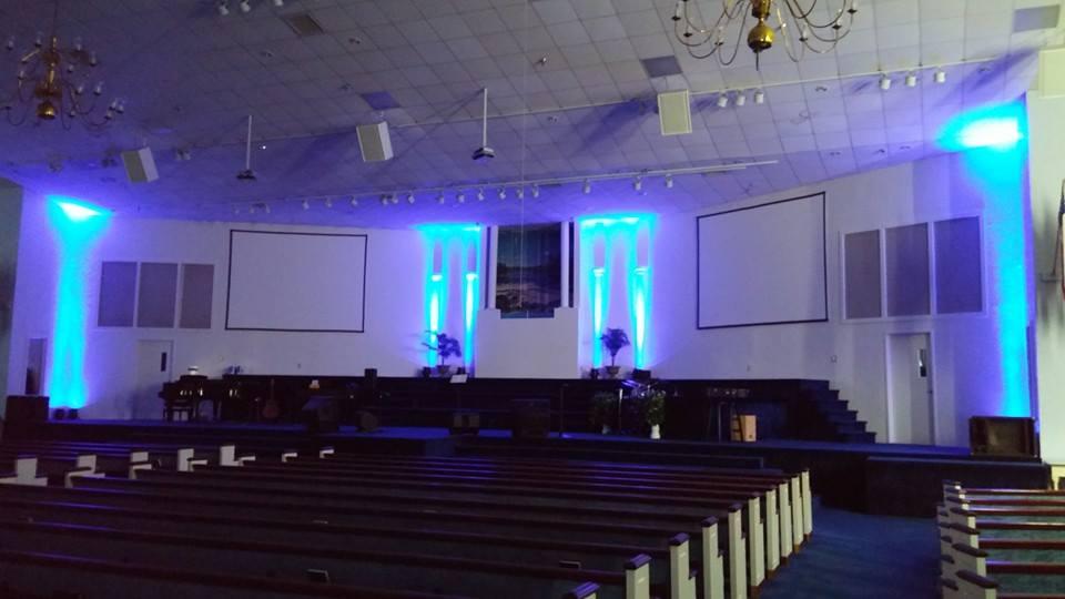 Location Kjv Churches